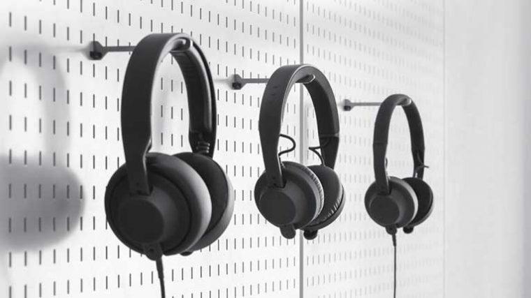 AIAIAI Lanza nuevas versiones de audífonos pro HD para audiófilos