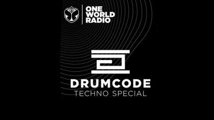 Especial de techno con Drumcode en One World Radio de Tomorrowland