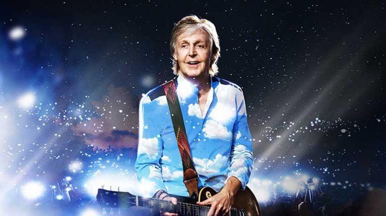 CONFIRMADO: Paul McCartney será cabeza de cartel en 50 aniversario de Glastonbury