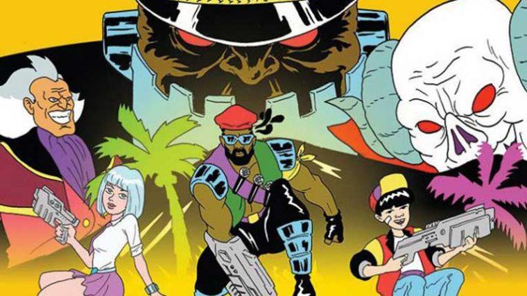 Major Lazer estrena la primera temporada de su serie animada