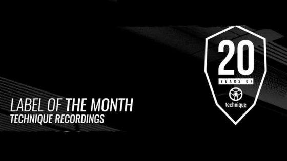 Beatport reconoce a Technique Recordings como el Label del mes
