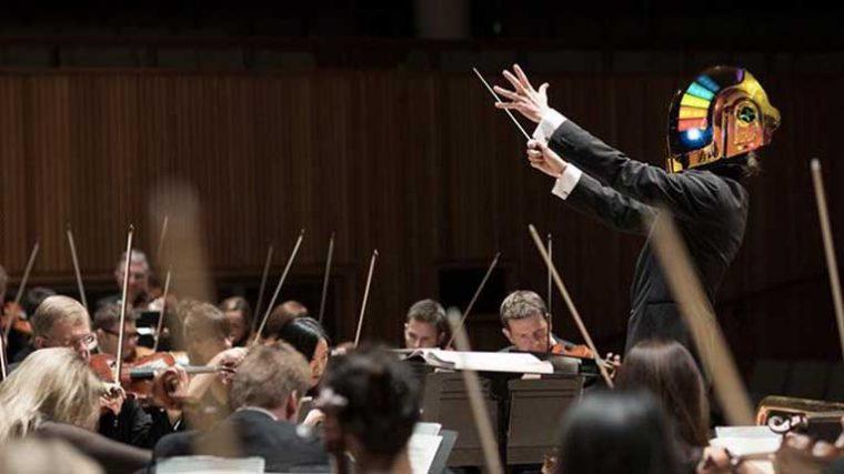 La orquesta que interpreta a Daft Punk anuncia nuevas presentaciones
