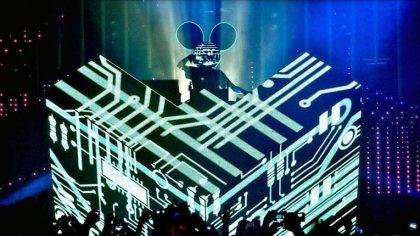 Deadmau5 lanza nuevo single 'Coasted' inspirado en Cube V3