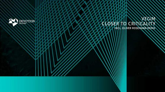 El sello Devotion Records lanza «Closer To Criticality» el nuevo EP de Dj Vegim