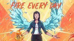 Dub FX lanza nuevo single 'Fire Every Day' acompañado de un comic