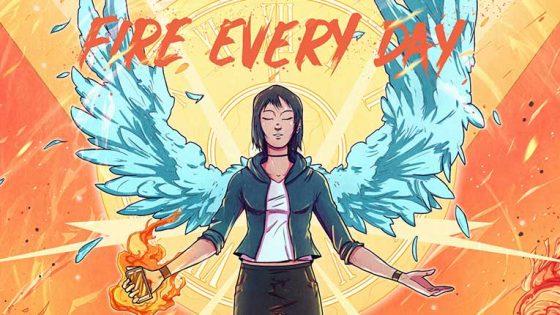 Dub FX lanza video de su nuevo single 'Fire Every Day'