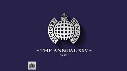 Ministry Of Sound lanzará 25ª edición de «The Annual»