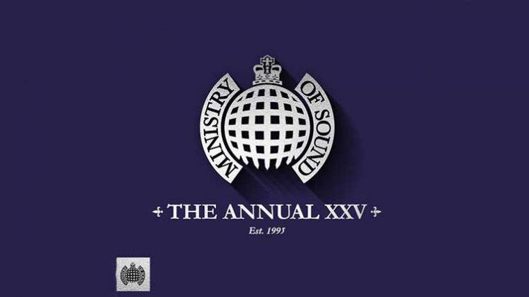 Ministry Of Sound lanzará 25ª edición de «The Annual»