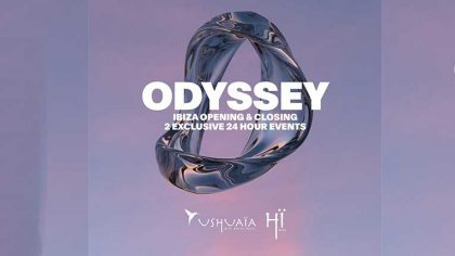 Ushuaïa & Hï Ibiza confirman el regreso de la serie Odyssey Party