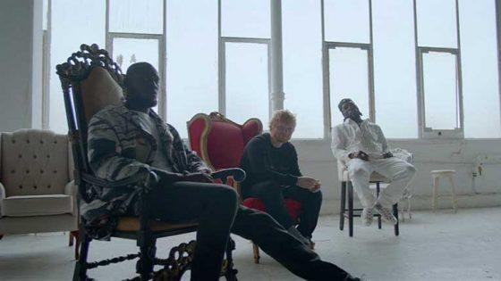 Stormzy lanza nuevo video 'Own It' Ft. Ed Sheeran & Burna Boy