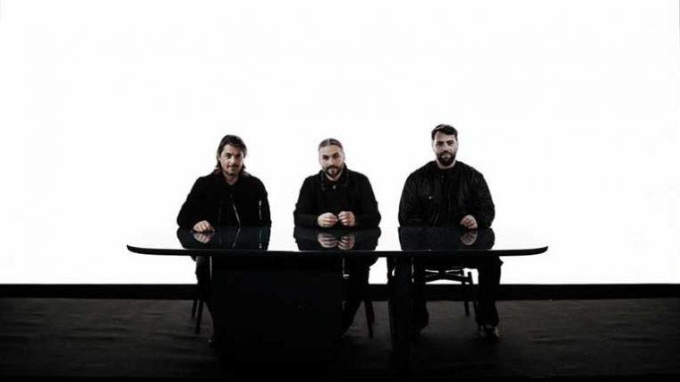 Swedish House Mafia desaparece de una de sus redes sociales sin previo aviso
