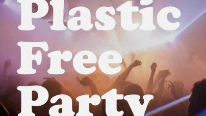 1500 Dj's se unen al movimiento Plastic Free Party para evitar el plástico de un solo uso en festivales