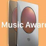 Apple anuncia los Apple Music Awards inaugurales