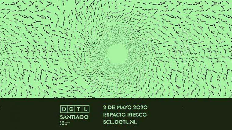 Comenzó la venta de entradas EARLY BIRD para el DGTL Santiago 2020