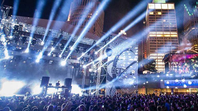 Conoce los primeros artistas confirmados para el Movement Festival de Detroit