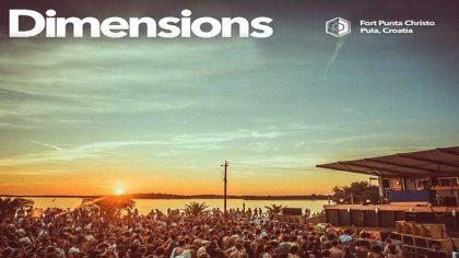 Dimensions Festival anuncia primeros nombres para su nueva ubicación en 2020