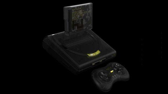 Conoce el nuevo Sega Mega Drive con cartucho de música de Hyperdub