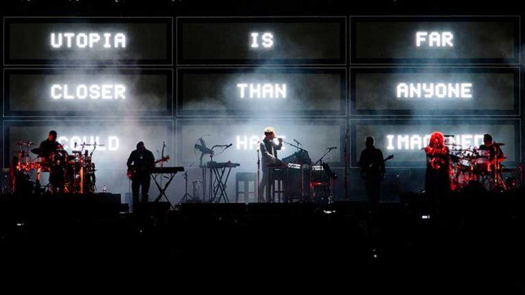 Massive Attack quiere ofrecer espectáculos con bajas emisiones de carbono