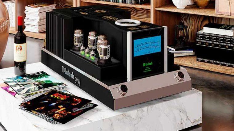 McIntosh anuncia el 'MC901' su nuevo amplificador para audiófilos