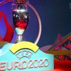 Mira a Martin Garrix participar en el sorteo de la UEFA Euro 2020