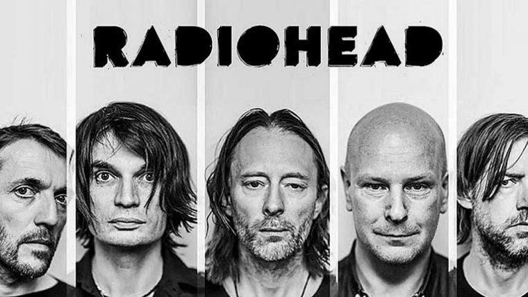Radiohead cierra el año compartiendo toda su discografía en YouTube