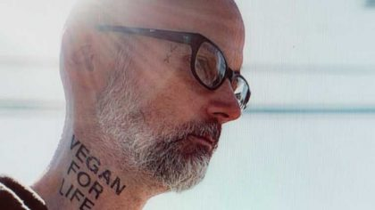 AUDIO – Moby comparte un track de su nuevo álbum 'All Visible Objects'