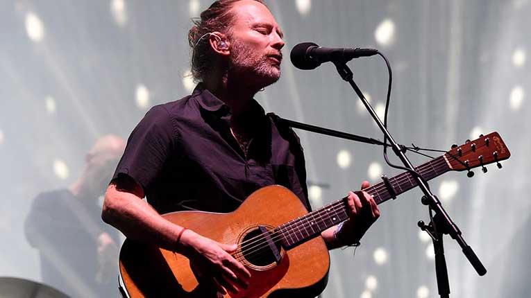 AUDIO – Thom Yorke publica tema inédito y algunos b-sides de 'Atoms For Peace'