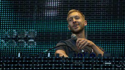 Calvin Harris anuncia que tiene nueva música para su presentación en Coachella