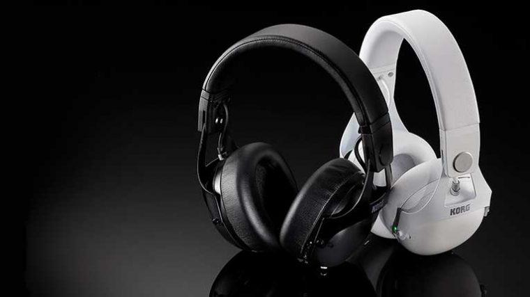 Los nuevos audífonos de Korg NC-Q1 ofrecen Smart Monitoring para DJs