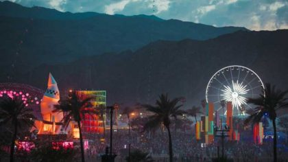 VIDEO – Coachella lanza el trailer de su nuevo documental 'Coachella: 20 Years in the Desert'