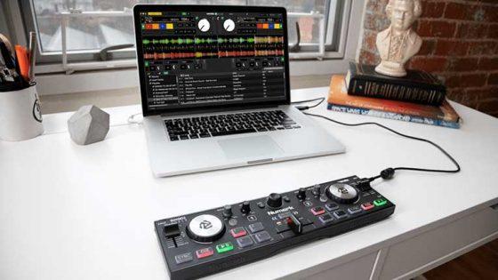 VIDEO – Conoce el 'DJ2GO2 Touch' un nuevo controlador portable de Numark