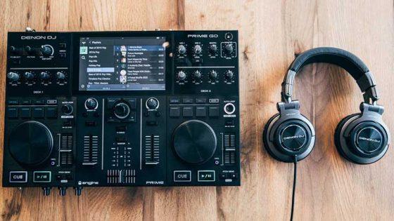 VIDEO – Denon DJ presenta el Prime Go con batería recargable
