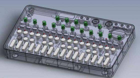 VIDEO – Sonicware esta desarrollando un sintetizador portátil 8bit