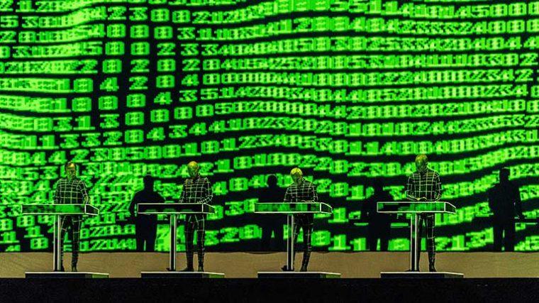 50 Años activos: Kraftwerk celebra su aniversario con gira por Norte América