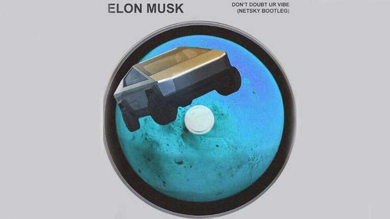AUDIO – Netsky produce remix al reciente lanzamiento de Elon Musk 'Don't Doubt ur Vibe'