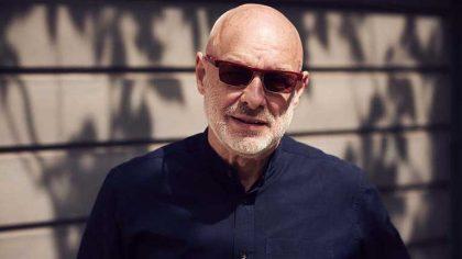 Brian Eno abrirá la International Music Summit 2020 entrevistado por Pete Tong