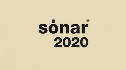 Conoce el cartel por días del Sónar Barcelona 2020
