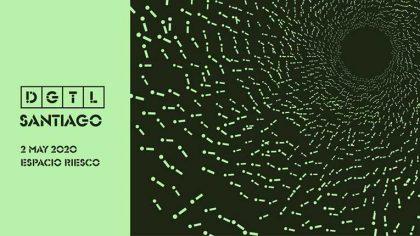 DGTL Santiago revela line- up completo de artistas para su tercera edición en Chile