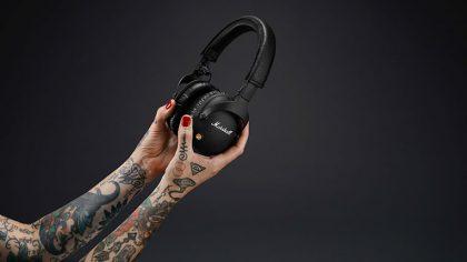 Los nuevos audífonos de Marshall 'Monitor II ANC' ofrecen avanzada tecnología auditiva