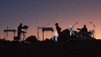 RÜFÜS DU SOL y Chemical Brothers anuncian una proyección para recaudar fondos