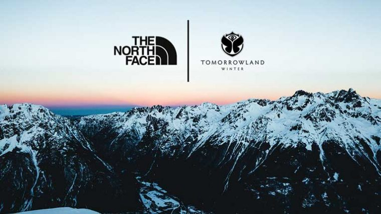 Tomorrowland anuncia una colaboración con The North Face