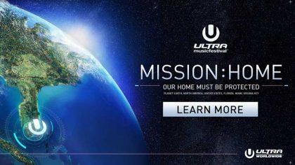 Ultra Music Festival crea una misión para combatir el cambio climático