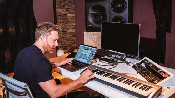 VIDEO – Conoce el setup de David Guetta en su estudio de Ibiza
