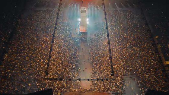 VIDEO: Dj Snake crea el 'Wall Of Death EDM' más grande jamás visto