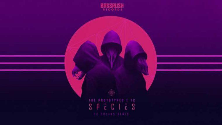AUDIO: Species – De Prototypes & TC tiene nuevo remix de DC Breaks