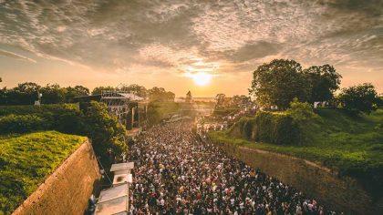 El festival Serbio 'EXIT Festival ' se compromete a plantar mas de 900.000 arboles