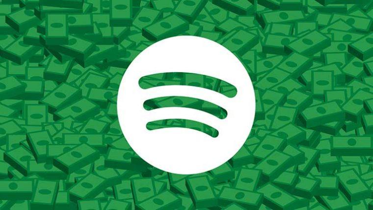 El nuevo anuncio de Spotify para sellos y músicos: es hora de que nos paguen