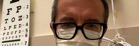POSITIVO AL TEST: John Acquaviva es otro de los Dj's que contrajo el virus