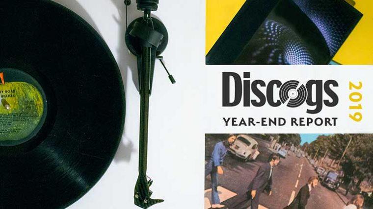 Según el informe anual de Discogs, el vinilo sigue siendo el Rey