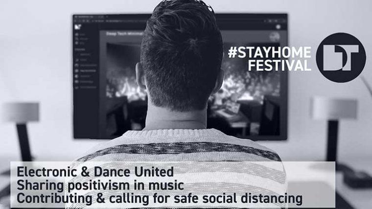 #StayHomeFestival: El primer festival online del mundo para disfrutar en la cuarentena